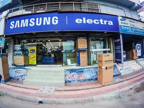 SAMSUNG electra [Beside PN School]