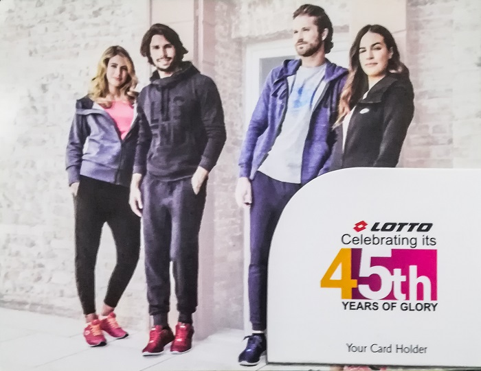 LOTTO Celebrating its 45th Years of Glory!